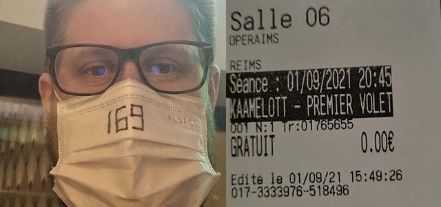 Ce spectateur a déjà vu 169 fois «Kaamelott» au cinéma