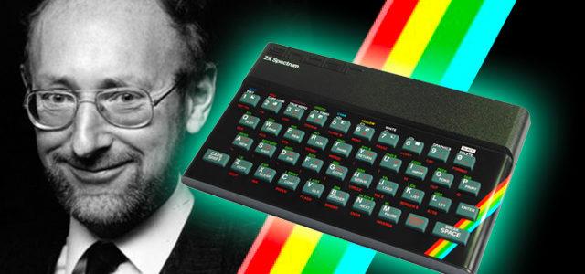 Décès de Clive Sinclair, l'inventeur du ZX Spectrum