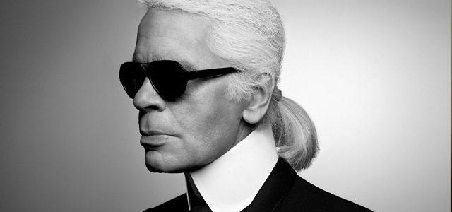 Une série sur Karl Lagerfeld en préparation