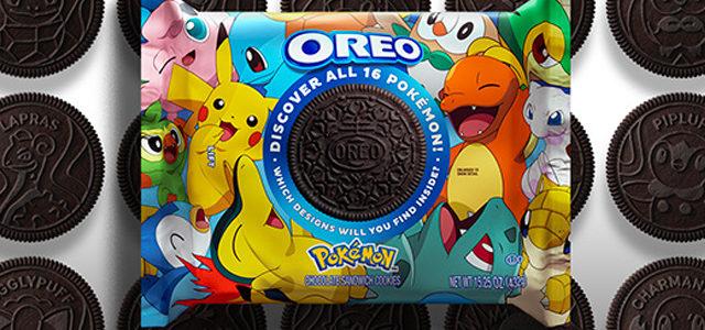 Le paquet d'Oreo x Pokémon vendu à prix d'or sur Ebay