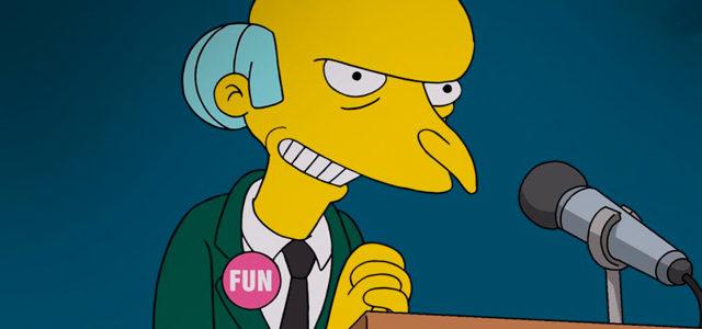 La nouvelle saison des Simpson arrive sur Disney+