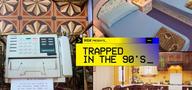 IKEA : une émission de télé-réalité qui vous piège dans les années 90