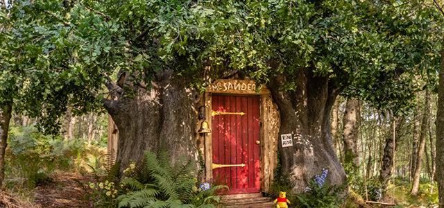La cabane de Winnie l'ourson à louer sur Airbnb
