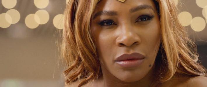 Wonder Serena Williams by TBWA/Chiat Day !