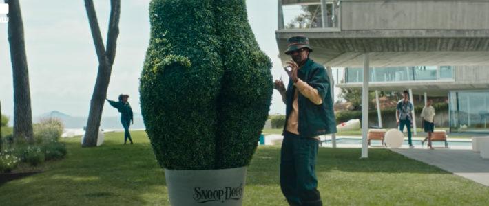 Snoop Dogg le dit avec les fesses pour G-Star