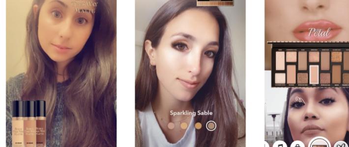 Avec la réalité augmentée, Snapchat annonce la 4e révolution industrielle