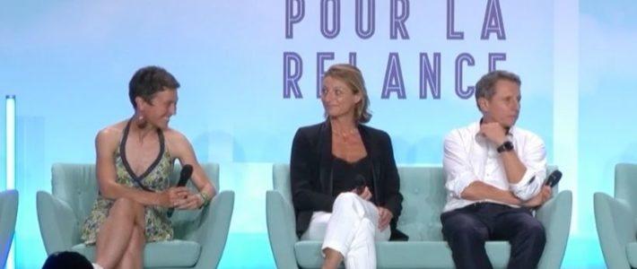 Best of : Marie Ekeland, 2050 et Fabrice Bonnifet, C3D pour une relance durable