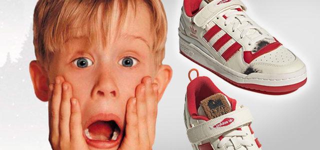 Adidas lance des sneakers «Maman, j'ai raté l'avion !»