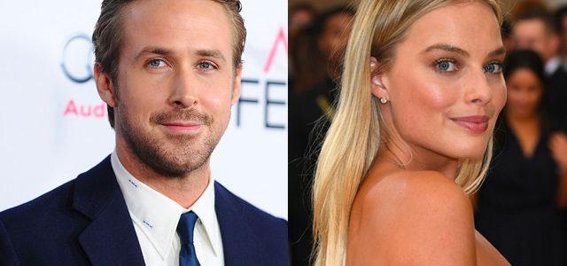Ryan Gosling incarnera Ken pour le film Barbie avec Margot Robbie