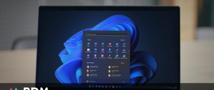 Comment activer le dark mode sur Windows 11