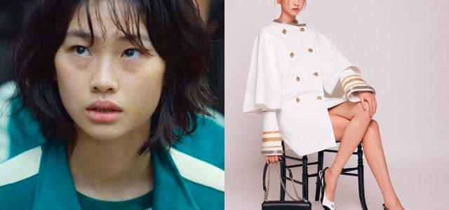 Jung Ho-yeon : la nouvelle star de Squid Game