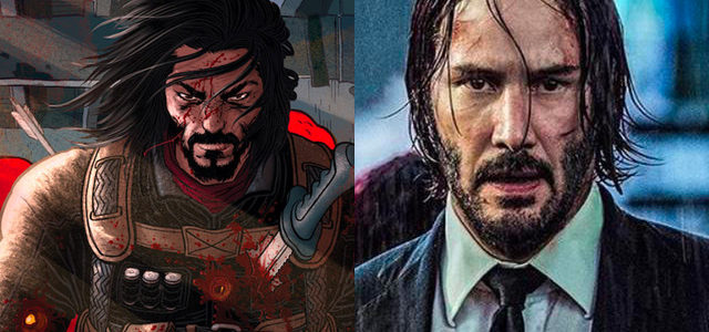 Le film BRZRKR avec Keanu Reeves s'offre le scénariste de The Batman