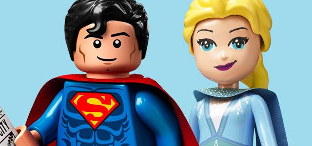LEGO va supprimer les catégories «filles/garçons» pour ses jouets