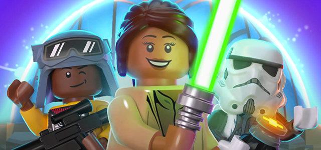 LEGO Star Wars Castaways: Le nouveau jeu arrive sur Apple Arcade