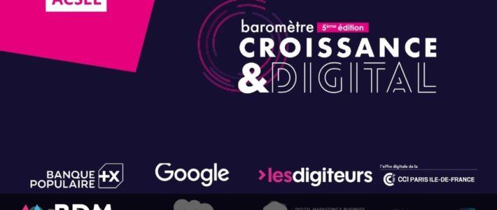 L'impact du digital sur la croissance des entreprises françaises en 2021