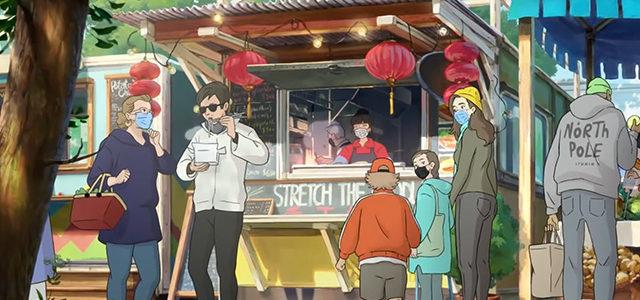 L'Oregon sort une nouvelle pub façon Studio Ghibli