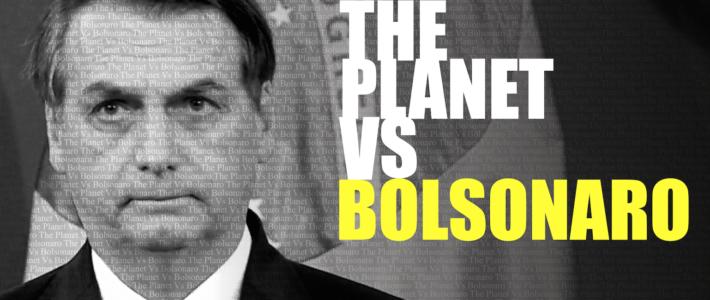 La campagne qui attaque Bolsonaro pour crimes contre l'humanité