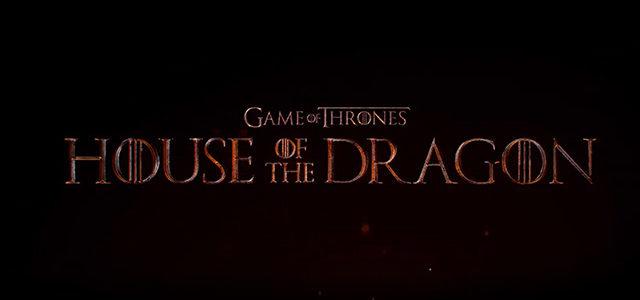 House of the Dragon : premier teaser pour le prequel de GoT