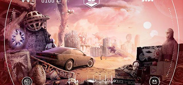 Un nouveau jeu PopCorn Garage spécial science-fiction